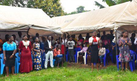 Culte d'actions de grâce et d'intercession en faveur des élèves finalistes de la ville de Beni